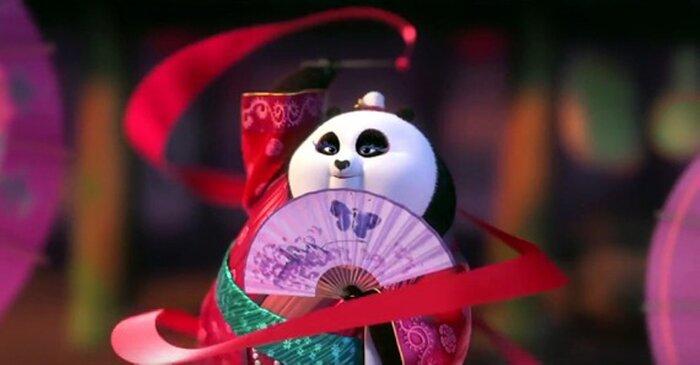 Опубликован фрагмент мультфильма «Кунг-фу Панда 3»