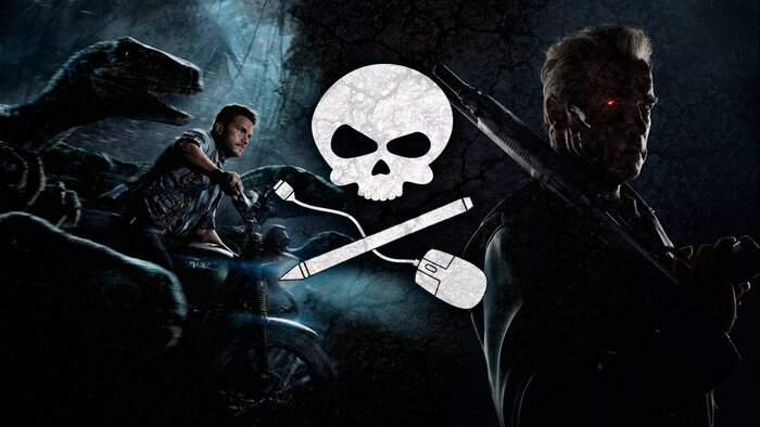 Жертвы пиратства: Самые скачиваемые в России фильмы 2015 года