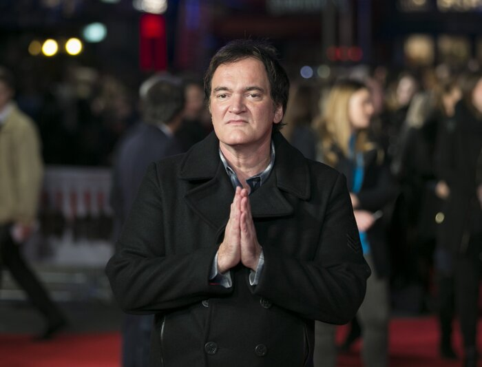 Квентин Тарантино ввёл жёсткий запрет для актёров