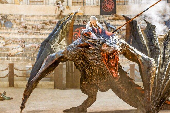 Сериал Игра престолов стал самым скачиваемым в интернете в 2015 году