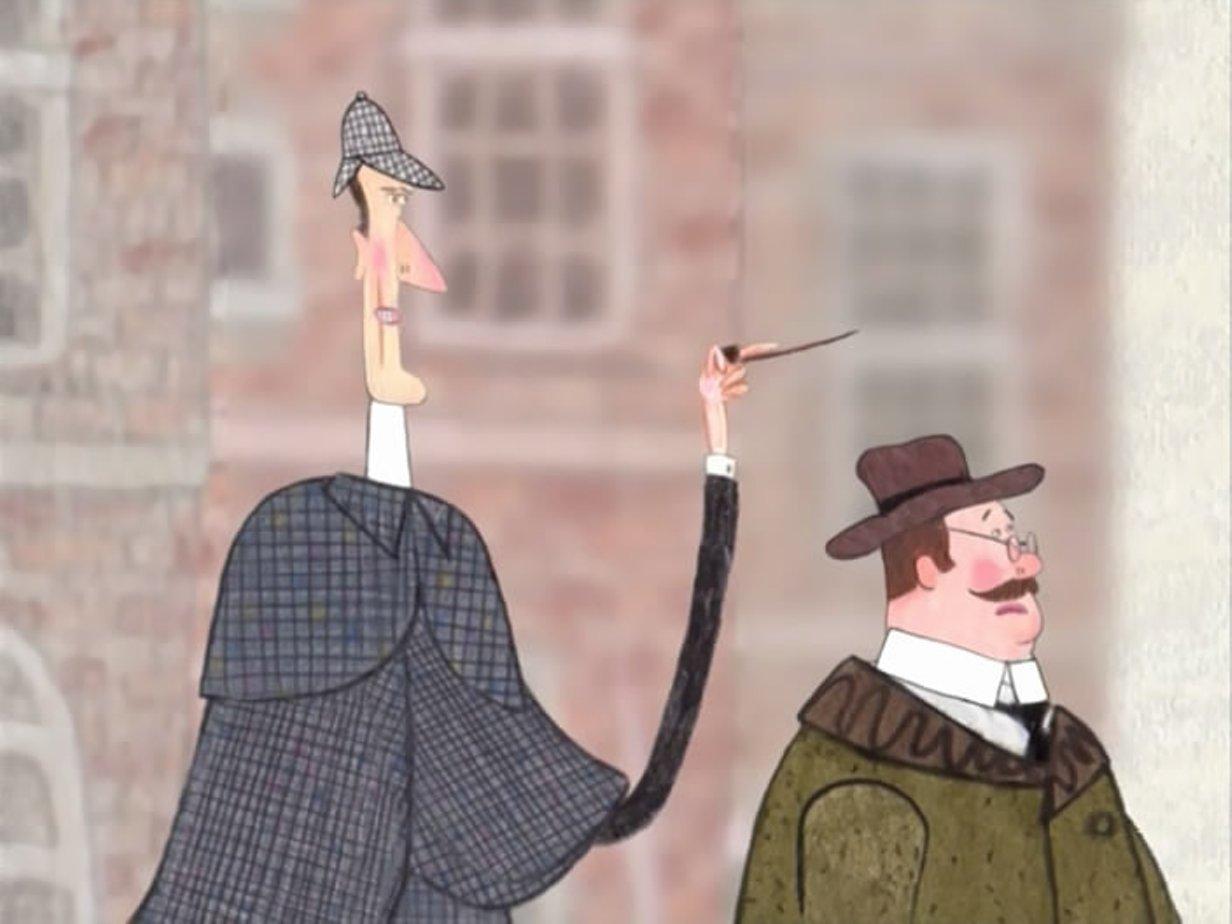 коты шерлок холмс и доктор ватсон картинки недавнего времени сеймицкая