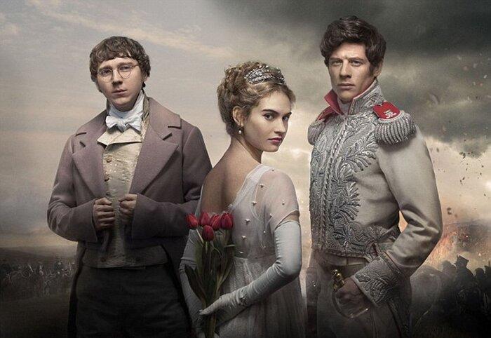 Зрители раскритиковали британскую экранизацию «Войны и мира»