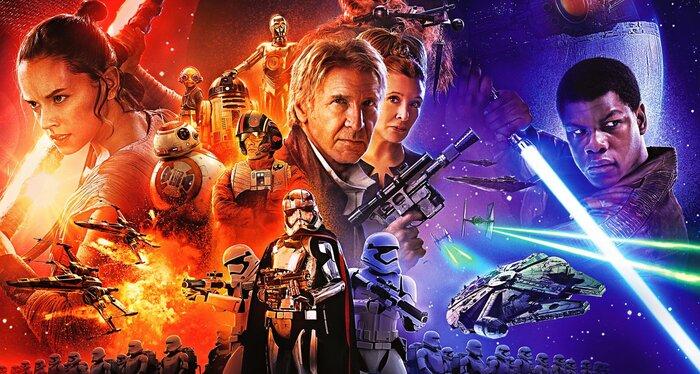 Секреты новых «Звёздных войн»: фото со съёмочной площадки