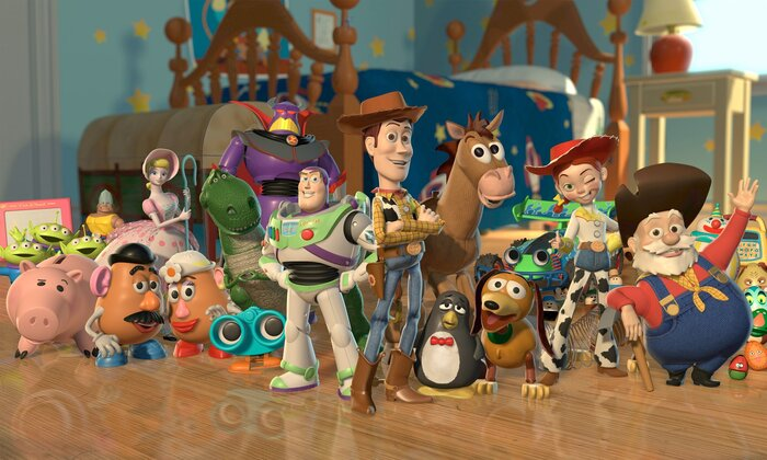 От «Истории игрушек» до наших дней: в работах Pixar нашли отсылки к известным фильмам