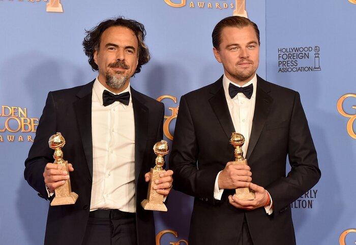 На пути к «Оскару»: ДиКаприо стал триумфатором «Золотого глобуса»-2016