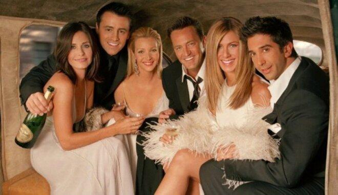 Звёзды сериала «Друзья» вновь соберутся вместе для специального выпуска