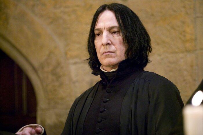 Скончался Алан Рикман, исполнитель роли профессора Снейпа в «Гарри Поттере»
