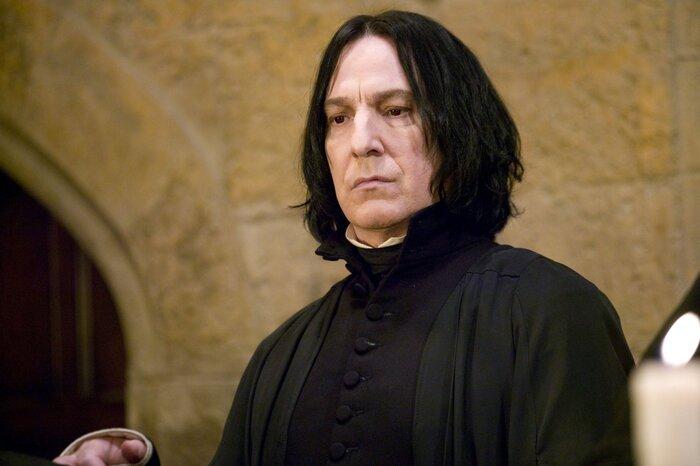 Звёзды «Гарри Поттера» вспоминают Алана Рикмана