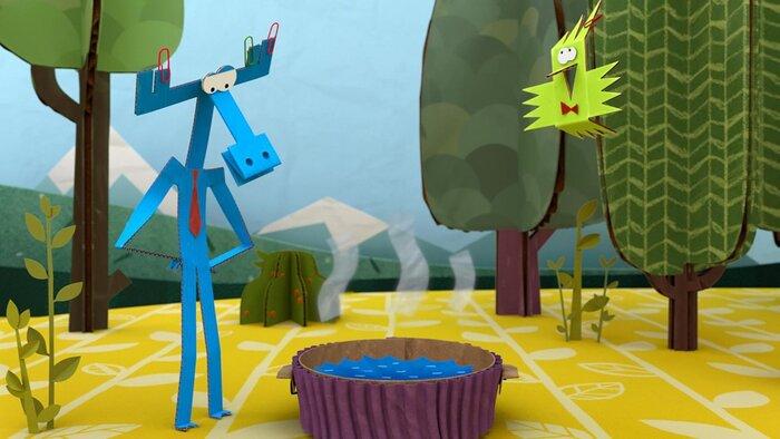 «Индустрия кино» обсудила интерактивную игру «Бумажки» с её создателями