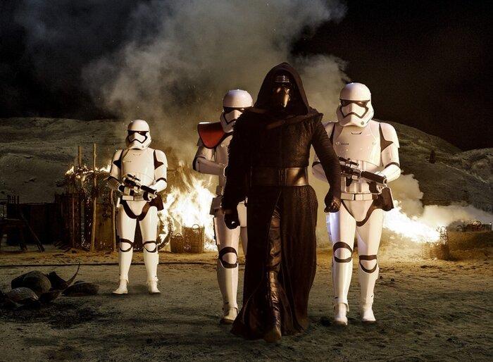 «Звёздные войны: Пробуждение силы» освоили $1 млрд на международной арене