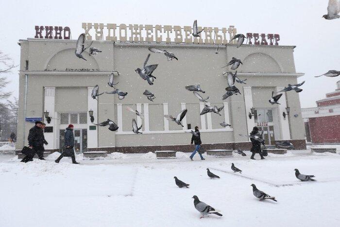 Окончание реставрации московского кинотеатра «Художественный» сдвинулось на 2017 год