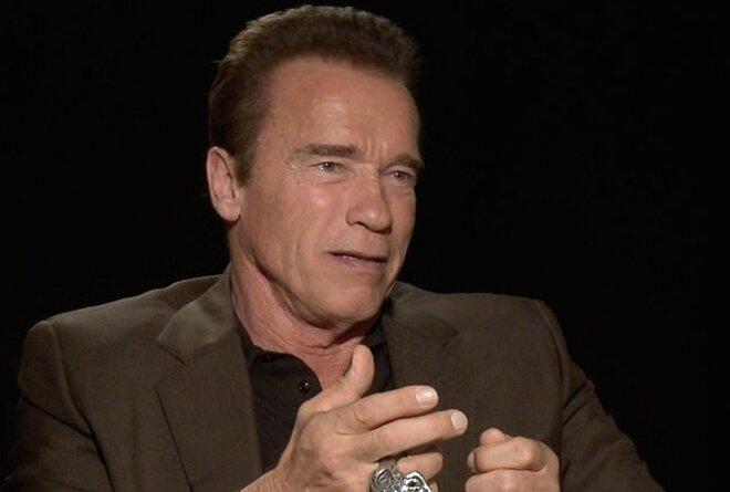 68-летний Арнольд Шварценеггер будет выполнять трюки без дублёров в блокбастере «Король Конан»