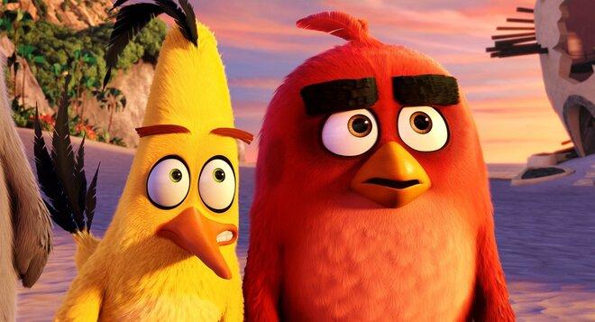 В новом трейлере фильма «Angry Birds в кино» неудачники становятся героями