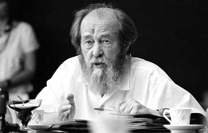 Голливудская студия экранизирует биографию Александра Солженицына