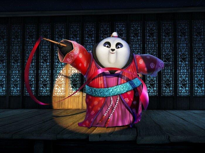 Касса четверга: «Кунг-фу Панда 3» захватила лидерство