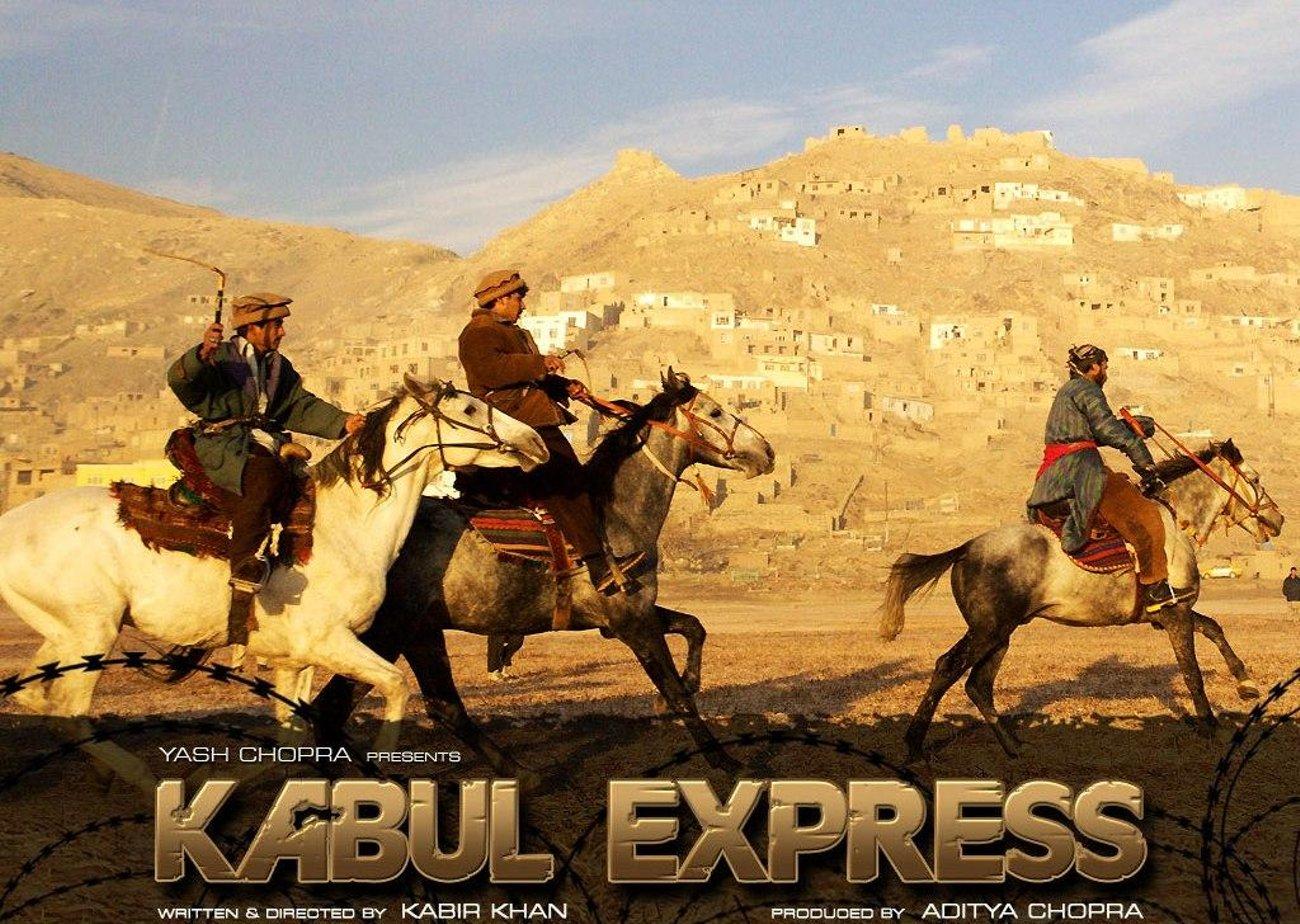 Kabul expressкабульский экспресс kalashnikov seeds -