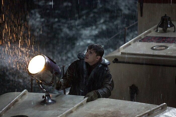 Триллер «И грянул шторм» выходит на большие экраны