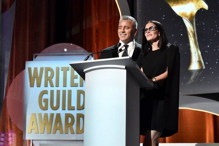 Фото дня: Гильдия сценаристов вручила награды в Лос-Анджелесе