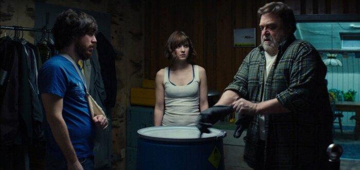 Трейлер фильма «Кловерфилд, 10»: бункер, наручники и мировая катастрофа