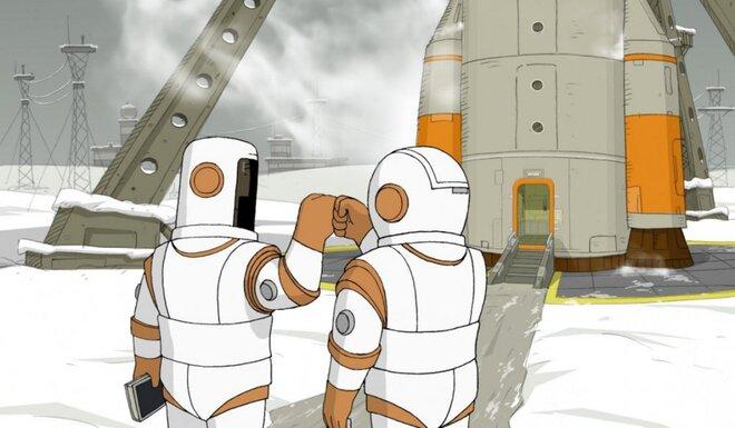 Мультфильм Мы не можем жить без космоса ожидает кинотеатральный прокат