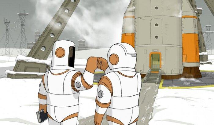 Мультфильм «Мы не можем жить без космоса» ожидает кинотеатральный прокат