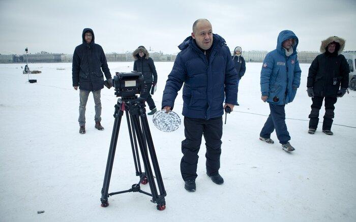 Съёмки фильма Алексея Германа о Довлатове начались в Петербурге