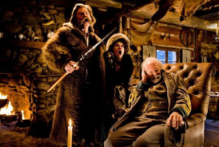Эннио Морриконе удостоен «Оскара» за саундтрек «Омерзительной восьмёрки»