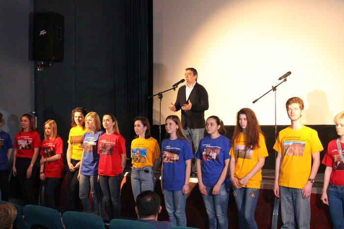 В Москве состоялась премьера документального фильма «Армянские эскизы» Ашота Джазояна