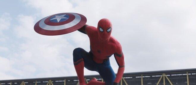 «Первый мститель: Противостояние»: Человек-паук появляется в новом трейлере