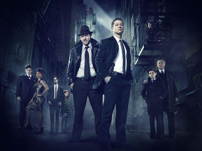 Сериалы. «Готэм» вернётся; новый проект для режиссёра «Настоящего детектива»