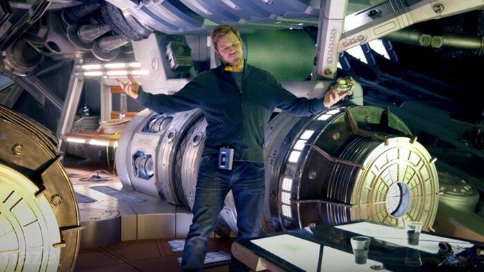 Крис Прэтт проведёт экскурсию по съёмочной площадке «Стражей Галактики-2»