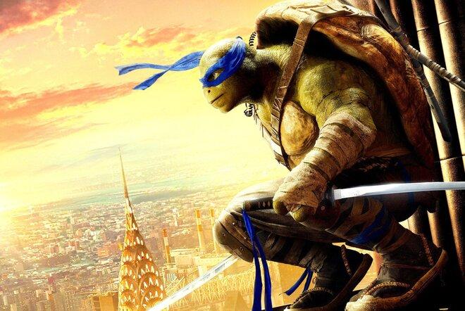 Инопланетяне атакуют в новом трейлере фильма «Черепашки-ниндзя 2»