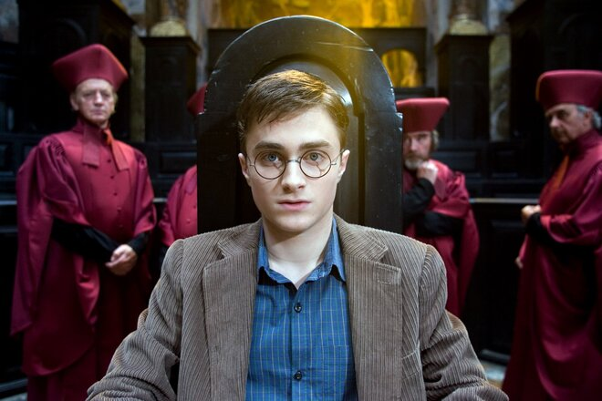 В книгах о Гарри Поттере найдены новые секретные послания