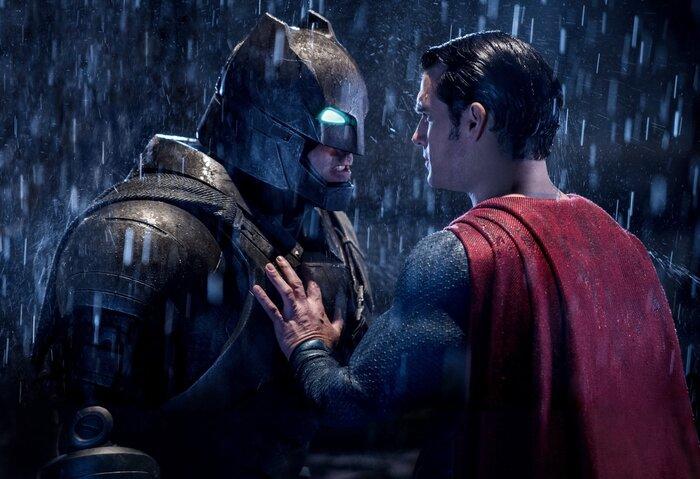 «Индустрия кино» пообщалась с командой фильма «Бэтмен против Супермена»