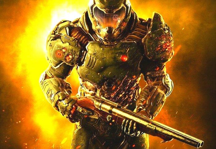 Опубликован жёсткий кинотрейлер игры Doom