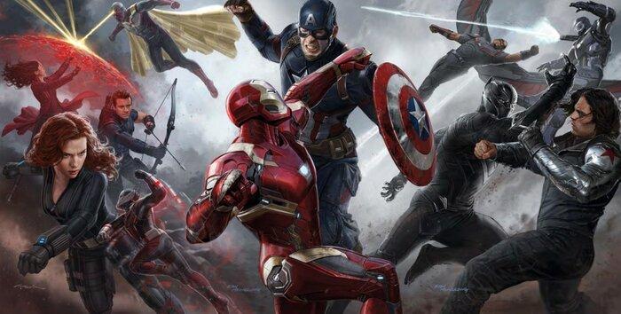 В Сети появился новый тизер фильма «Первый мститель: Противостояние»