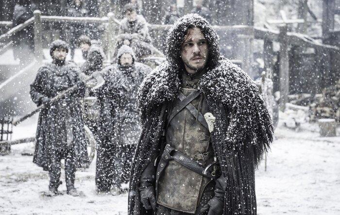 «Игра престолов»: неожиданный поворот для Джона Сноу в первом фрагменте нового сезона