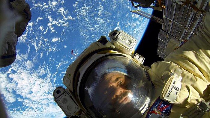 Телеканал «Наука» покажет новые фильмы проекта «Год на орбите»