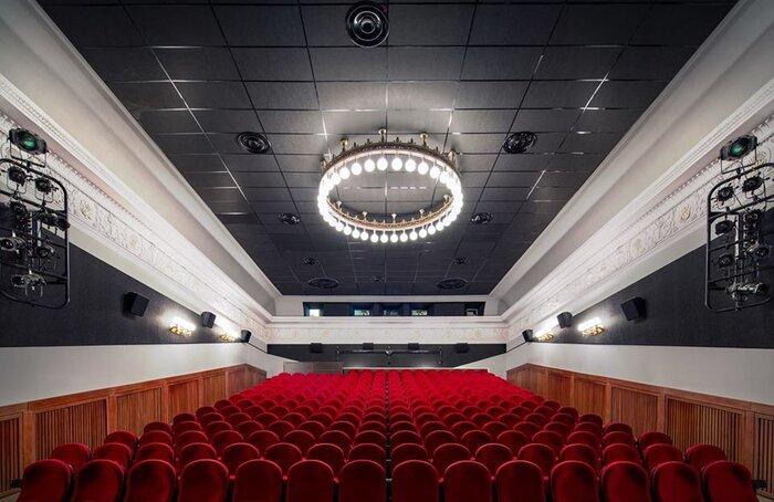 В Москве отпразднуют юбилей кинотеатра «Иллюзион»