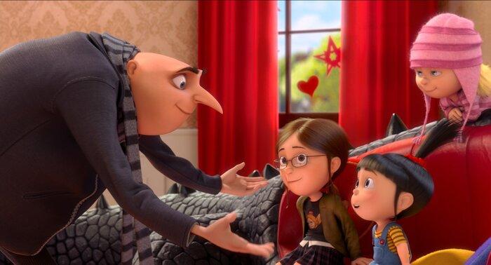 Мультфильм «Гадкий я 3» выйдет в России на месяц раньше премьеры в США