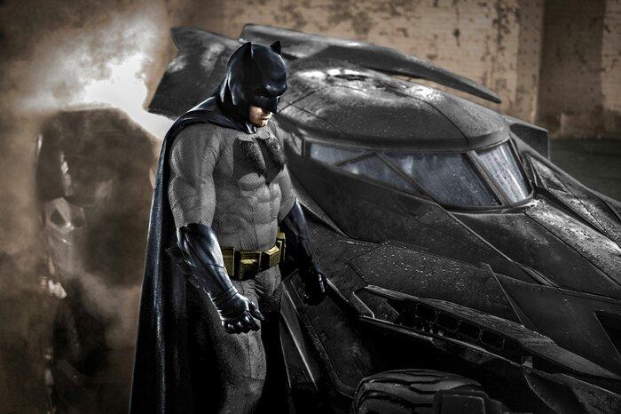 Бэн Аффлек получил полную власть над новым «Бэтменом»