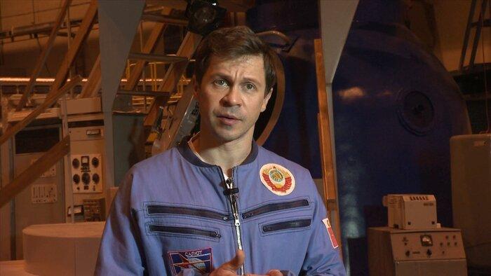 Интервью «Фильм Про». Павел Деревянко: «Космонавты, которые находятся в космосе, - настоящие герои»