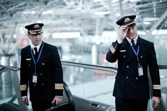 Премьера фильма «Экипаж» состоялась в Москве