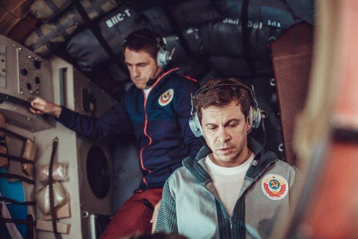 «Индустрия кино» побывала на съёмках картины «Салют-7. История одного подвига»