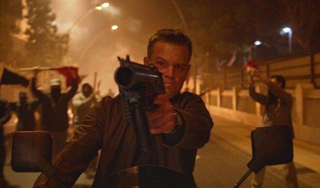 «Джейсон Борн»: размещен трейлер фильма сДеймоном иВикандер