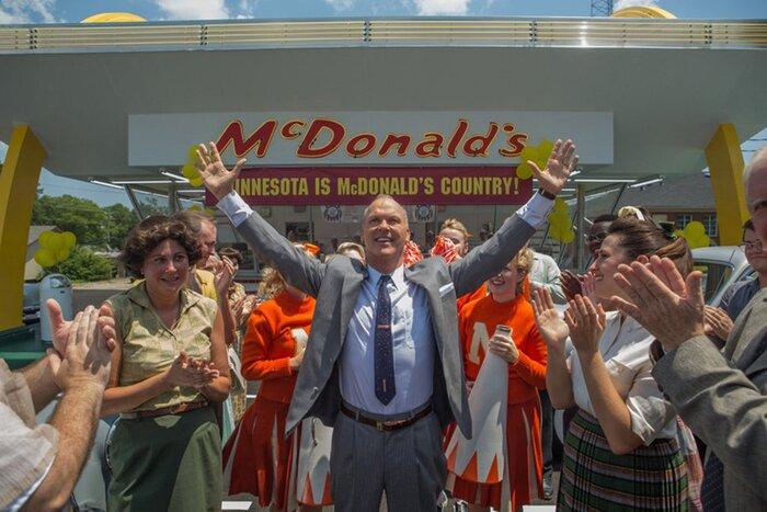 Как создавался «Макдоналдс»: первый трейлер «Основателя» с Майклом Китоном