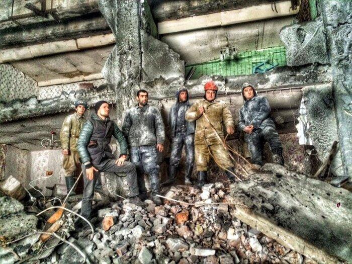 «Землетрясение» Cарика Андреасяна: представлен постер фильма-катастрофы