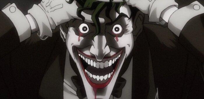 «Бэтмен» для взрослых: трейлер анимационного фильма «Убийственная шутка»
