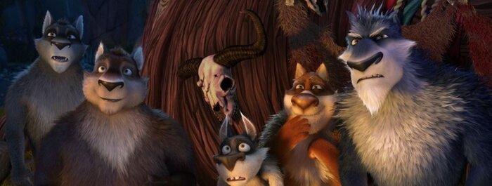 «Индустрия кино» встретилась со звёздами мультфильма «Волки и овцы: бе-е-е-зумное превращение»