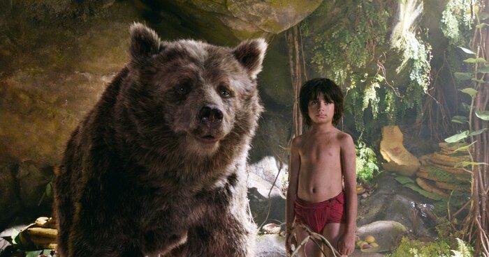 «Книга джунглей» в прокате США вновь обошла конкурентов